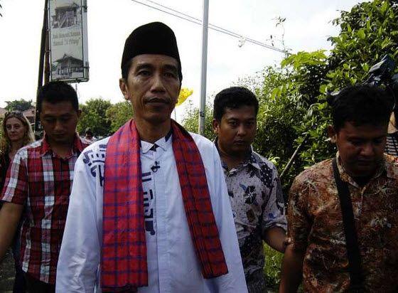 Seruu.com - #Capres Ideal, GEN 98 Minta #Jokowi Wujudkan Cita-cita #Reformasi