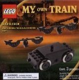 Lego My Own Train 10153 9V Train Motor by LEGO. $79.89. Send your train roaring down the track! Just add this 9V Train Motor and #4548 Speed Regulator to your train engine, build your track layout, and your train is ready to roll!* * #4548 Speed Regulator and train tracks sold separately. 9v LEGO Trains require 9v tracks and rails, which conduct electricity. Compatible tracks and rails are #4515, #4519, #4520, #4531 and any track collections consisting of these item nu...