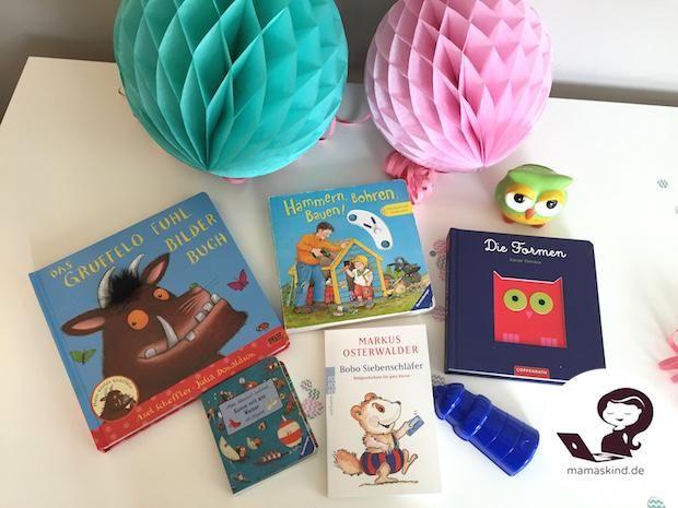 Geschenke zum 1. Geburtstag für das Kleinkind, das nun kein Baby mehr ist. Party-Motto zum ersten Geburtstag: Blau-Rosa! <3