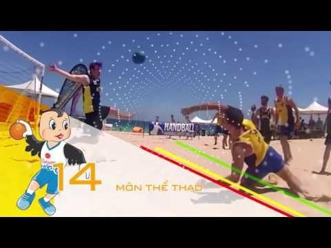 5th Asian Beach Games At Danang | Asian Beach Games V – TELEVISION ONLINE