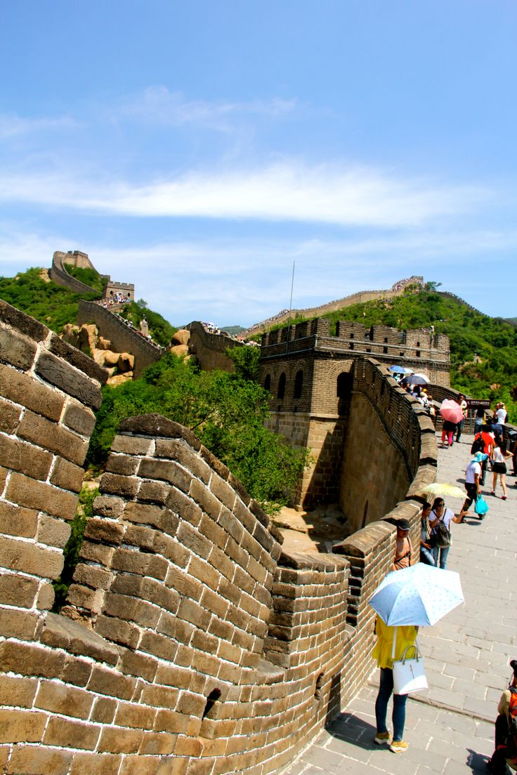 The Great Wall.