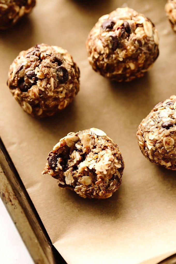 Best Vegan Energy Balls Recipe Vegan Energy Balls Raw Vegan Snacks Food