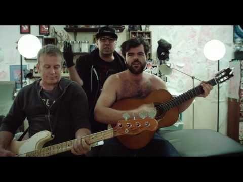 Pépé et sa guitare  -  Kek'Tattoos