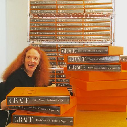 Grace Coddington to Step Down as Creative Director at Vogue - Man Repeller