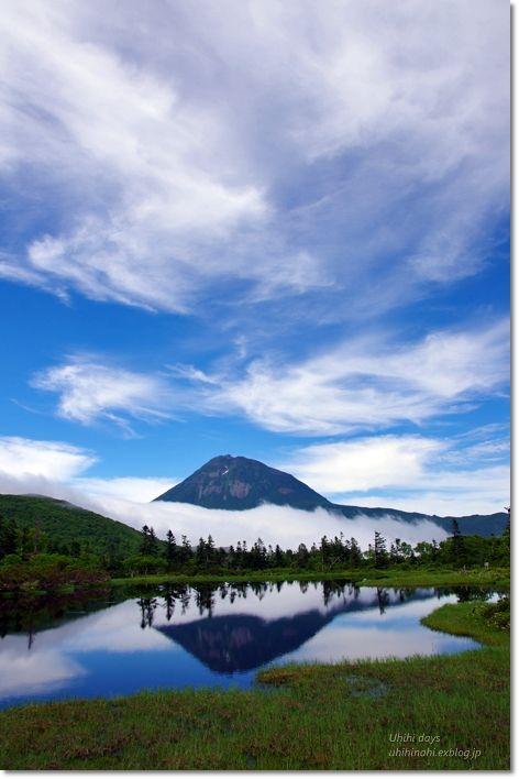 Lake Rausu, Hokkaido, Japan