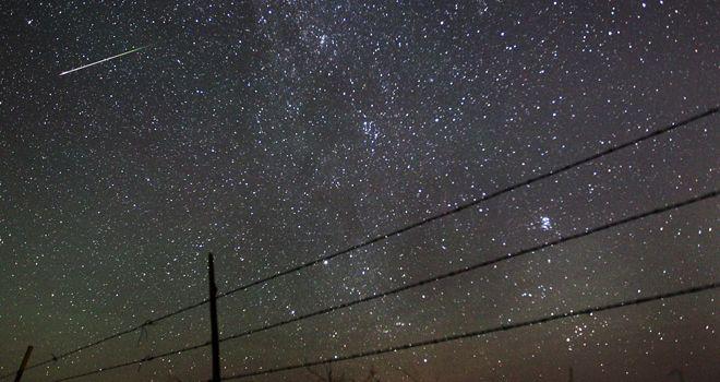 Lluvia de estrellas Líridas, hoy 22 de abril de 2015