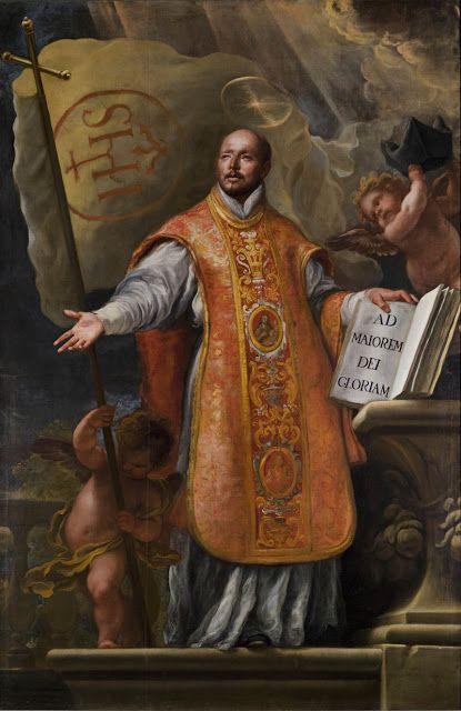 Mis cosas, de Carlos Alberto SANTOSTEFANO: SAN IGNACIO DE LOYOLA (1491 - 1556). SOLDADO DE CR...