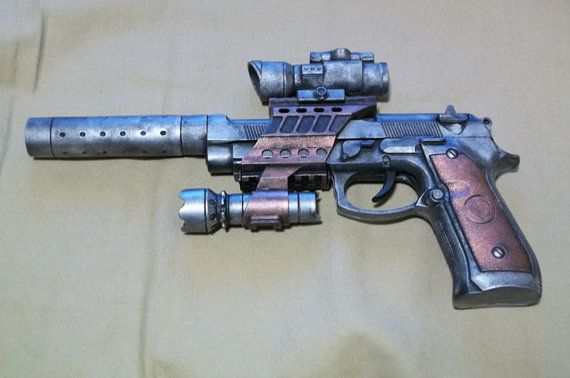 Hey, I found this really awesome Etsy listing at https://www.etsy.com/listing/92541229/steampunk-space-captain-pistol-han-solo