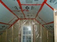 attic insulation tutorial.