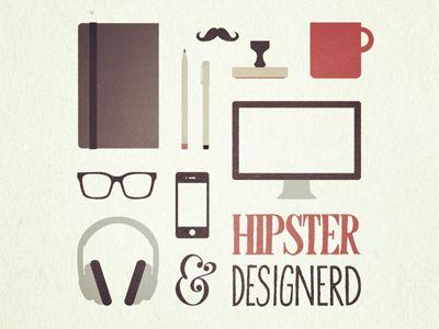 Hipster-designerd-dribbble