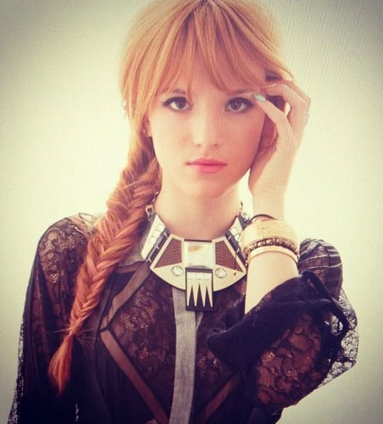 Bella Thorne's Beautiful Fishtail Braid: How To Get The Look