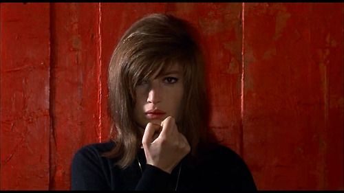 Monica Vitti - 'Red Desert'  Michelangelo Antonioni,1964