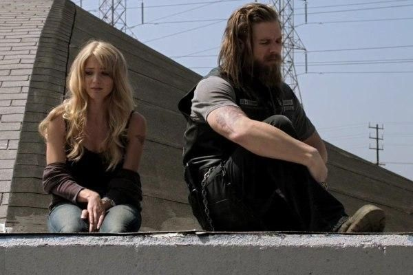 Winter Ave Zoli | Sons of Anarchy - Winter Ave Zoli in 'Sons of Anarchy' (600046298 ...