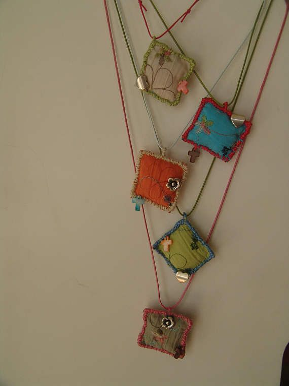 Κοριτσίστικο Μενταγιόν / Χειροποίητο Παιδικό Κόσμημα / Baby Girl's Amulet / Baby Shower Luckycharm