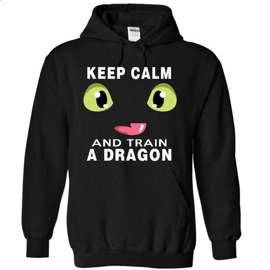 Train A Dragon - #dress shirt #womens hoodie. I WANT THIS => https://www.sunfrog.com/LifeStyle/Train-A-Dragon-4172-Black-14553051-Hoodie.html?60505