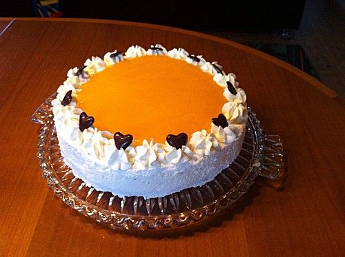 Solero - Torte, ein tolles Rezept aus der Kategorie Torten. Bewertungen: 51. Durchschnitt: Ø 4,3.