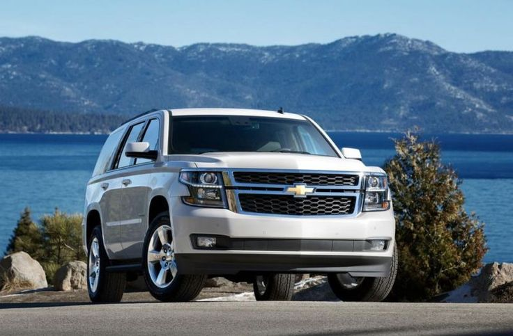 5 Reasons Why the 2015 Chevy Tahoe Is the SUV for You #power #spon