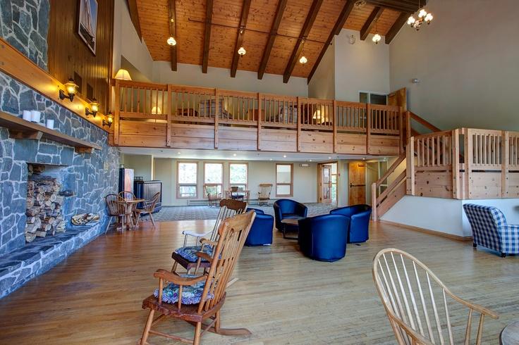 Riverside Lodge Lounge at Liscombe Lodge