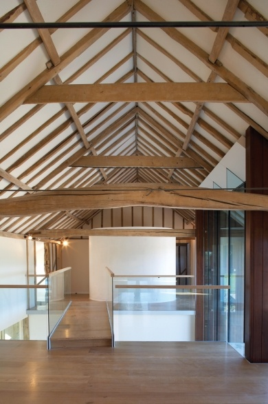 Renovated Groenveld Farm in Suffolk, England by Buckley Gray Yeoman