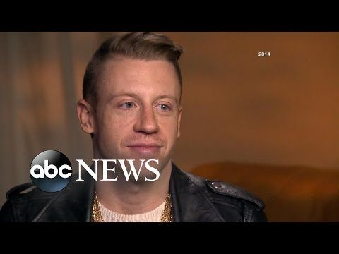 Macklemore talks about his 2014 relapse