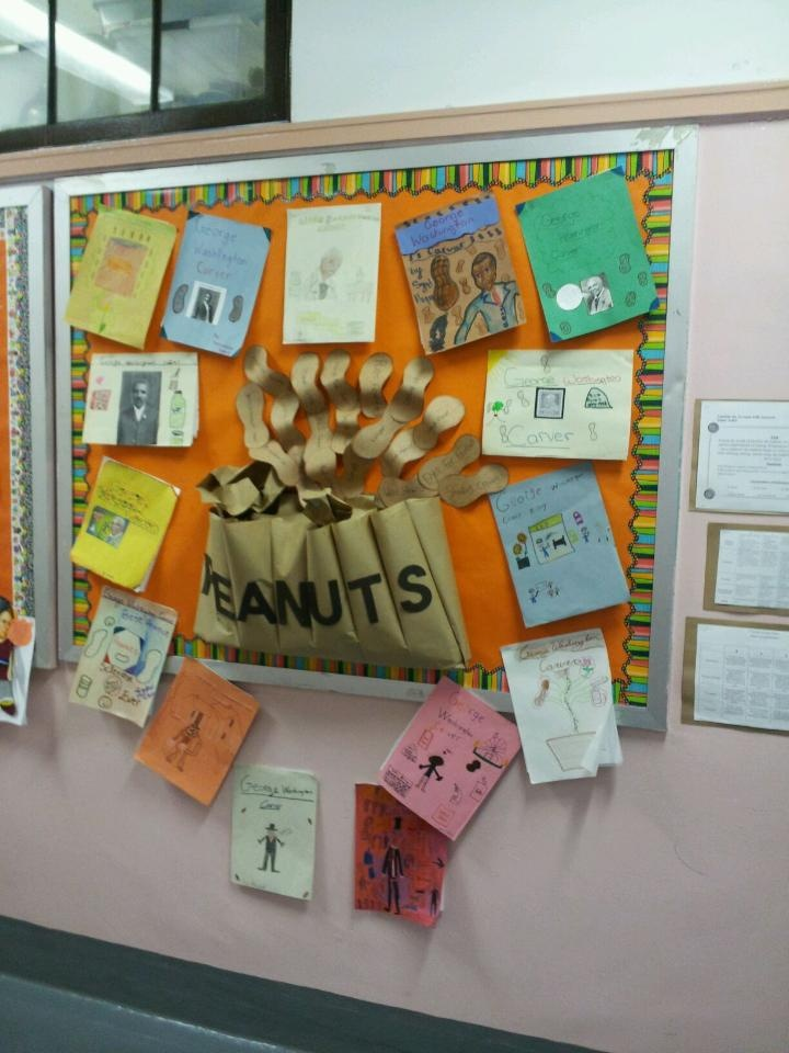 28 George Washington Carver Book Report