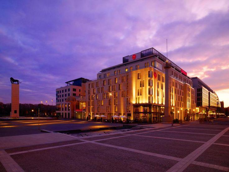 Sheraton Bratislava Hotel - Bratislava #HotelDirect info: HotelDirect.com