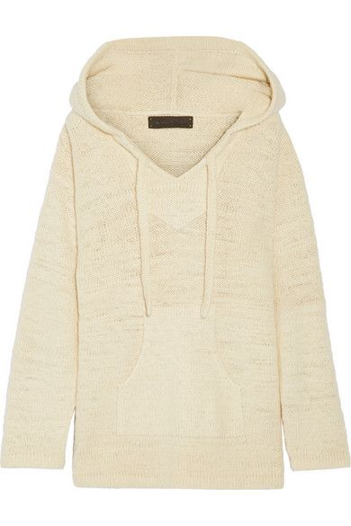 Ecru cashmere  Slips on 100% cashmere Dry clean