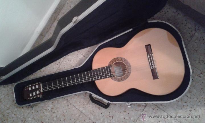 GUITARRA FLAMENCA Conde Hermanos 2005 / Instrumentos de música en todocoleccion