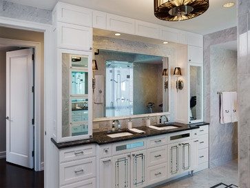 traditional bathroom bathroom vanities design ideas pictures remodel and decor. Interior Design Ideas. Home Design Ideas