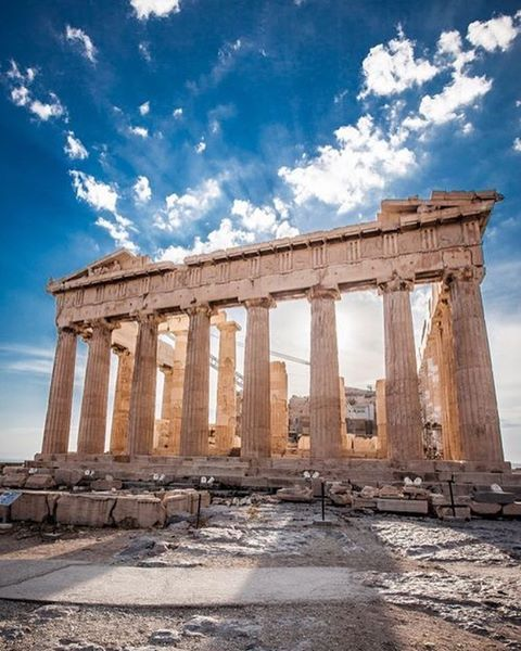 WEBSTA @ trumanclothiers - ** Good-morning Athens // Outstanding Places Series ** ________________________________________________ #goodmorning #morning #athens #outstanding #views #acropolis #city #cityscape #parthenon #instatravel #acropolismuseum #lanscape #travel #instaphoto #photography #photooftheday #greece #sun #architecture #architecturelovers #oneofakind #truman