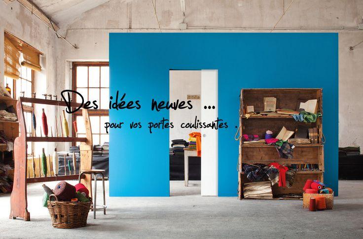 Des idées neuves pour vos portes coulissantes - The Blog Deco