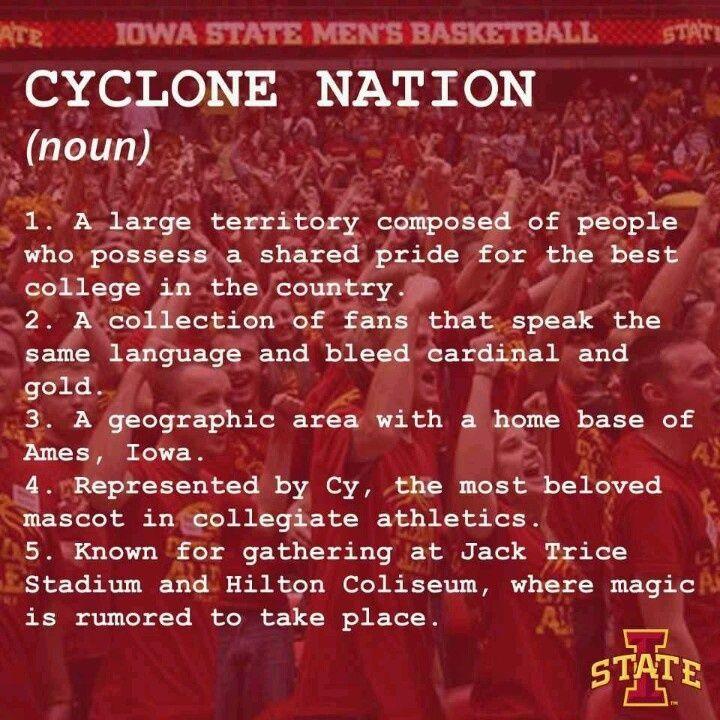 cyclone nation | Cyclone Nation