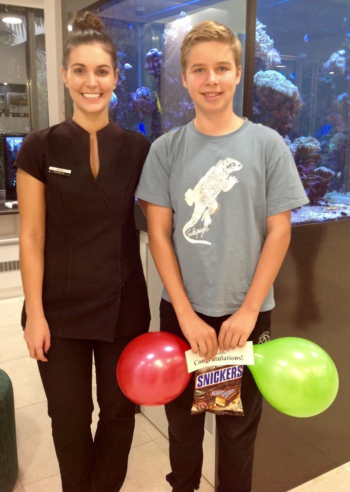 Congratulations Robert! We hope you enjoyed being braces free in time for Easter! #norwestorthodontics #bracesoff #perfectsmile