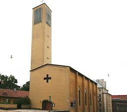 Olaus Petri kyrka är en kyrkobyggnad i Helsingfors, belägen i stadsdelen Främre Tölö vid Minervagatan. Kyrkan hör till Olaus Petriförsamlingen i Helsingfors som är en del av Borgå stift. Före 2007 ingick församlingen i Svenska kyrkan.
