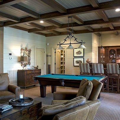 17 best images about ceilings on pinterest fireplaces for Exposed beam ceiling