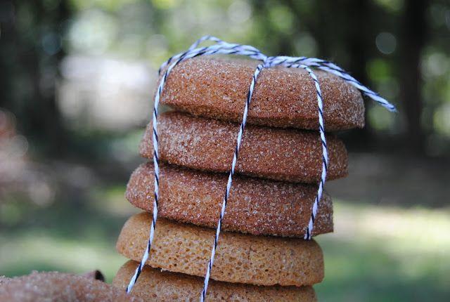 pumpkin spice doughnuts | the hungarican