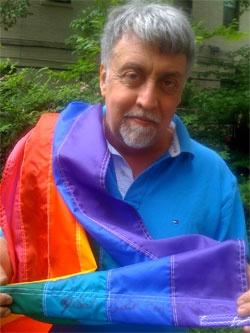 Gay Pride Flag Creator Proud But Humble