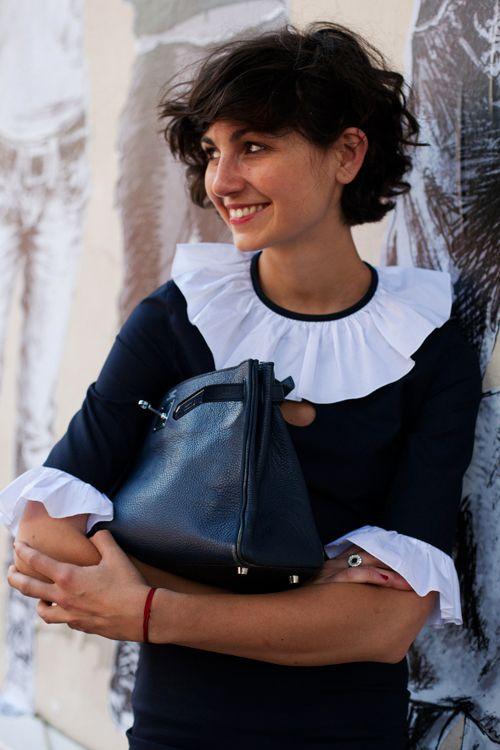 eva fontanelli. new hair muse, me thinks.: Fashion, Hair Styles, Eva Fontanelli, Short Hairstyles, Collar, Hair Cut, Haircut