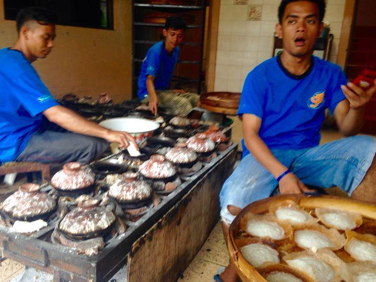 Serabi Notosuman - Solo - Central Java - Indonesia