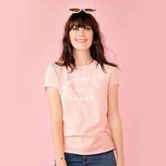 pink skies ahead t-shirt, omdat pink een must is op pinkpop
