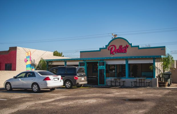 Rollies Mexican Patio brings fun, modern Mexican to South 12th Avenue