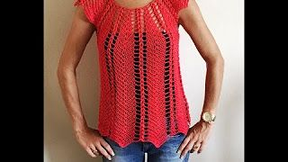 Lidia Crochet Tricot - YouTube