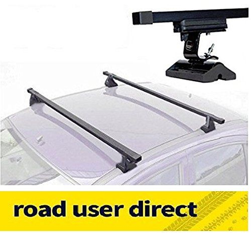 Summit 108 Roof Bars   Cars Without Original Fit Roof Rails (108) Click For