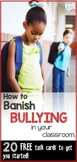 StudentSavvy: Banish Bullying in the Classroom