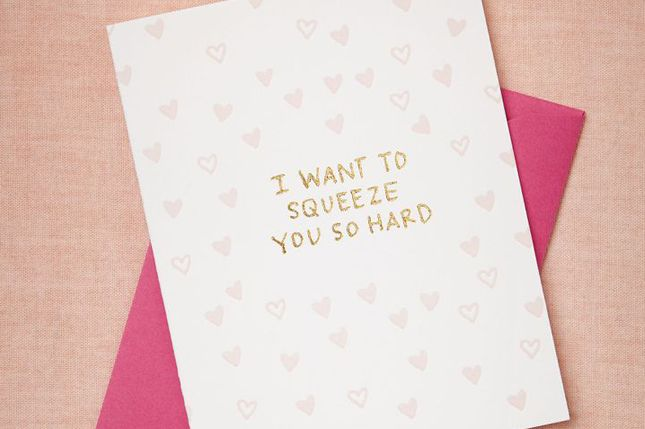 Cute Valentine's Day card!  20 Quirky Valentine's Day Cards for Your Sweetie | Brit + Co.
