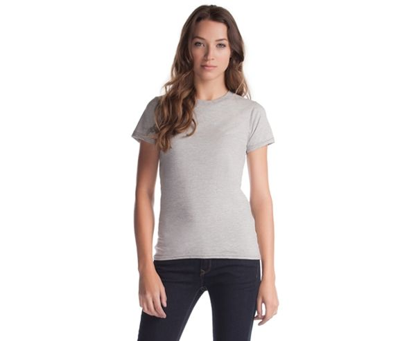 JERICO - Ring spun cotton ladies t-shirt. Made in Canada.