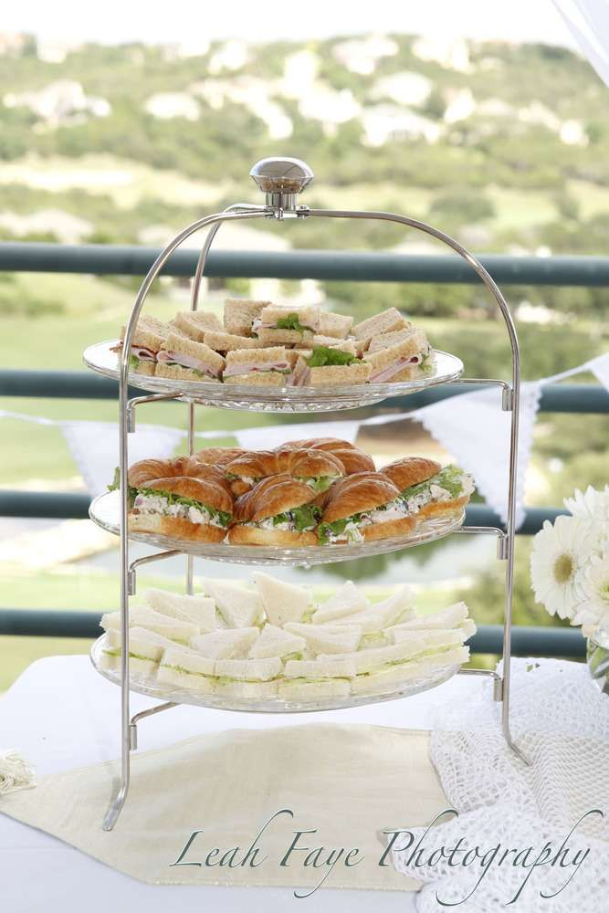 High Tea in the Hamptons by The Hatter Tea Co. | CatchMyParty.com