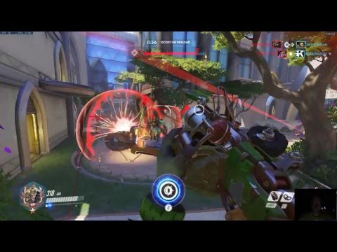 Saturday Night Overwatch time! https://youtu.be/LxfXwwQw8bs