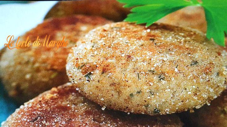 Polpette di merluzzo e zucchine Polpette di merluzzo e zucchine Oggi vi propongo un piatto che piacerà sicuro ai vostri bambini. Se fanno fatica a mangiare