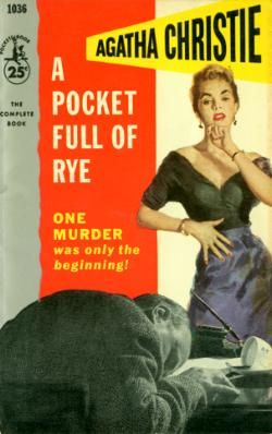 pocket full of rye book review